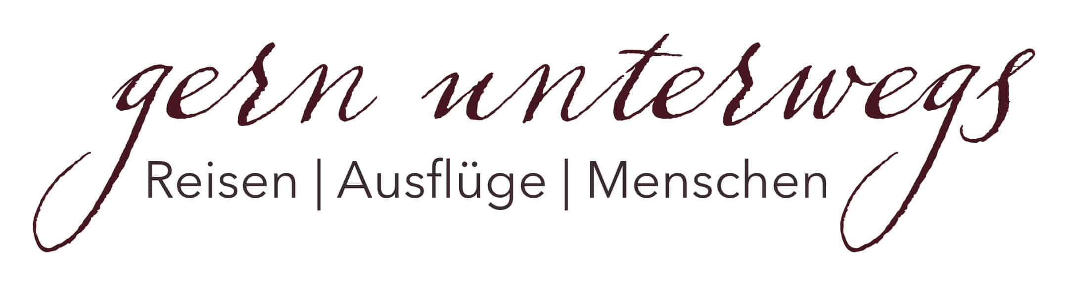 gern unterwegs Logo