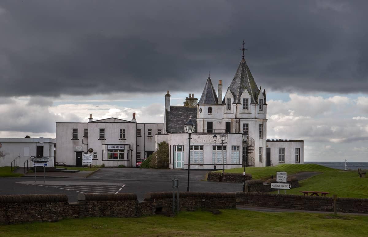 Das Hotel The Inn at John O'Groats