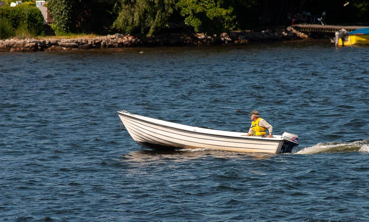 Fischer vor Brändaholm