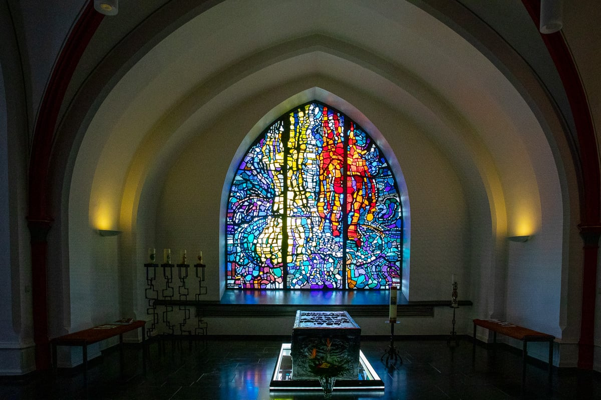 Doppelkirche St. Michael im Klosterdorf Steyl