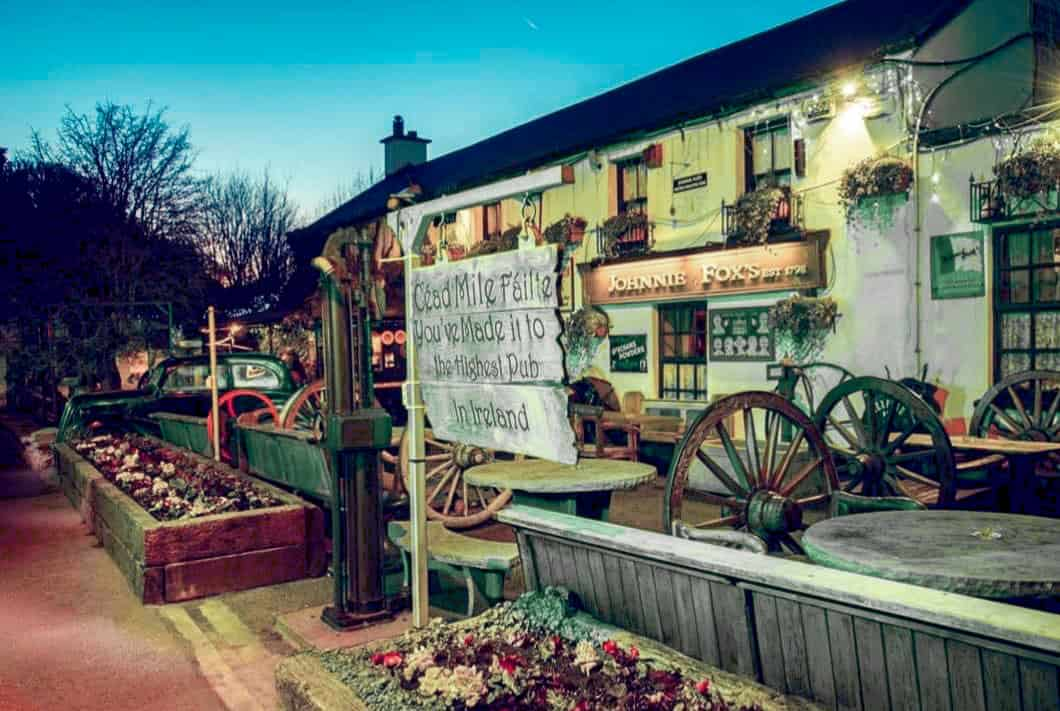 Das Pub Johnnie-Fox's