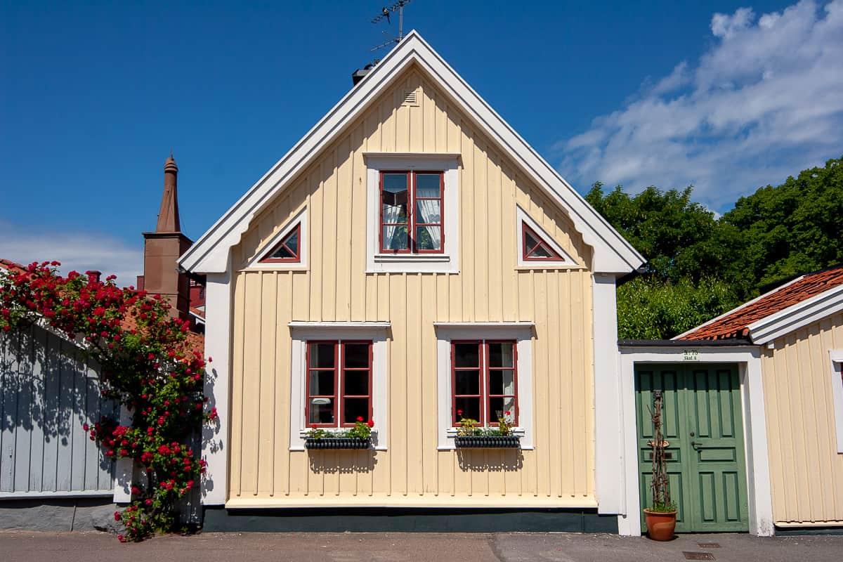Altstadt Gamla Stan in Kalmar