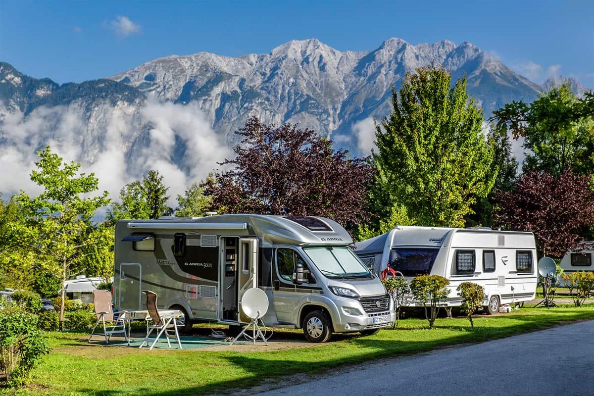 PiNCAMP-Campingplatz