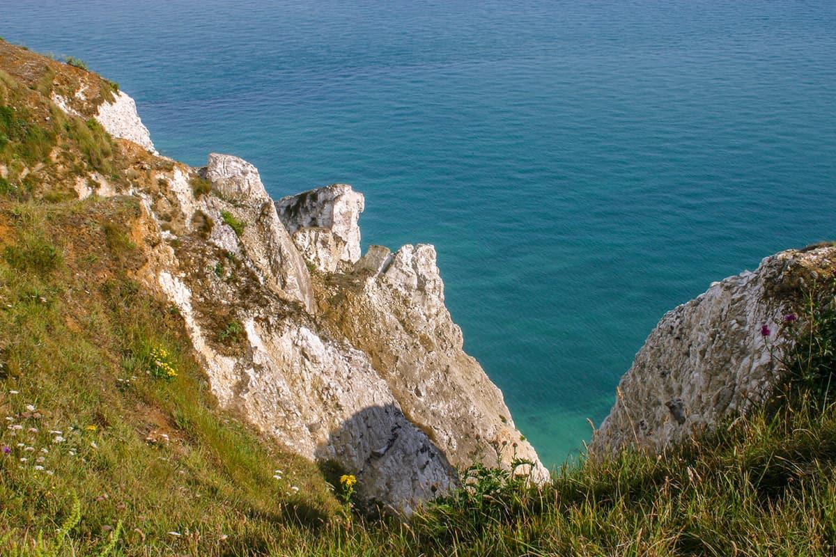 Kreidefelsen am Beachy Head