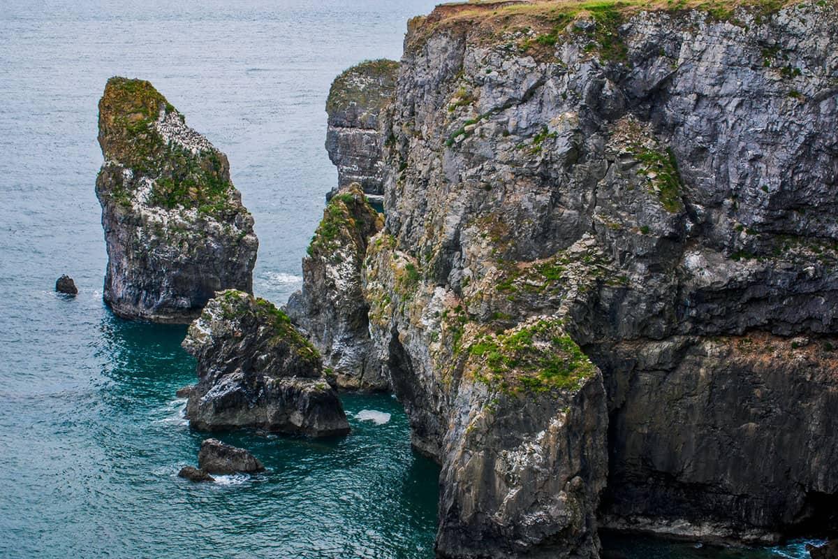 Südküste von Pembrokeshire